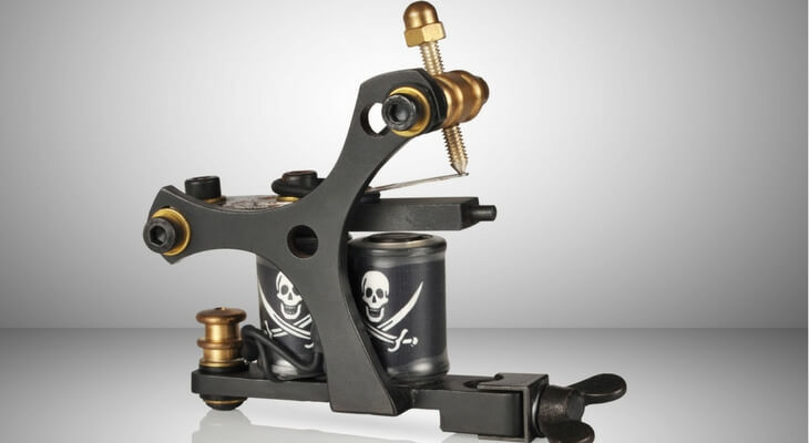 Tattoo Machine Frame Styles