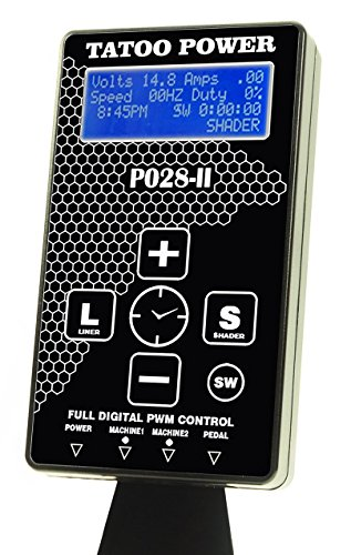 Best tattoo power supply reviews for Best tattoo power supply